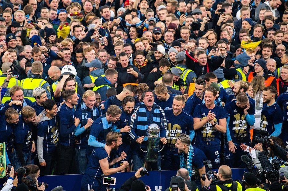 Ο Λαρισαίος προπονητής που έφυγε από την Ελλάδα λόγω κρίσης και κατέκτησε το πρωτάθλημα Σουηδίας!