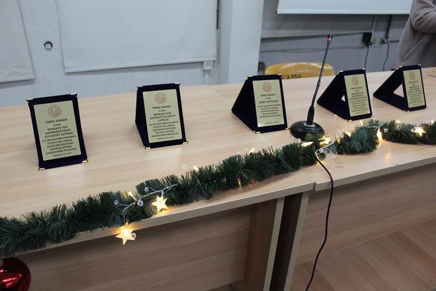 """'Έλαμψαν τα """"Χριστούγεννα για όλους"""" στη Λάρισα (φωτο)"""
