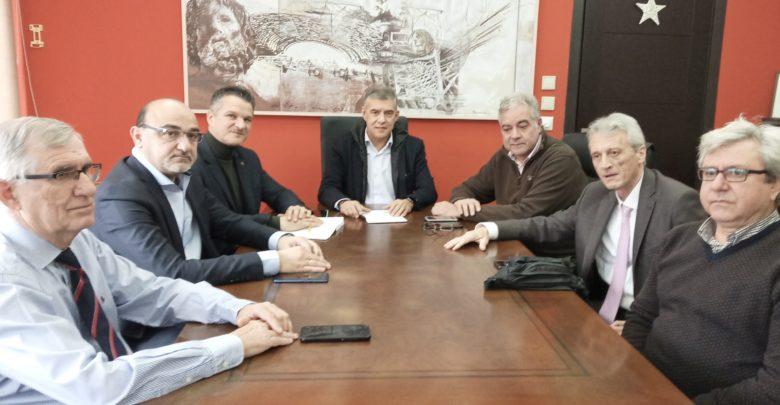 Ευρεία σύσκεψη με πρωτοβουλία Αγοραστού για τη δημόσια υγείαστη Θεσσαλία