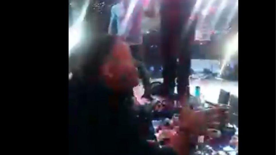 Επεισόδιο με Αλέξη Κούγια στα μπουζούκια στη Λάρισα: Τους έδειρα επειδή πείραξαν τη συνοδό μου (βίντεο)