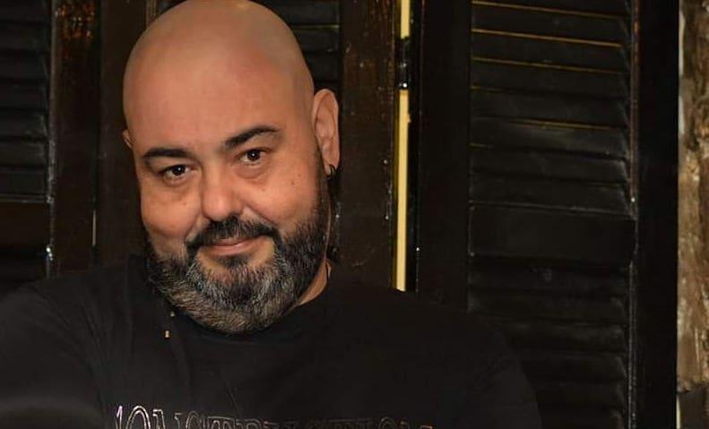 42χρονος dj πέθανε ξαφνικά σε νοσοκομείο της Λάρισας (φωτο)