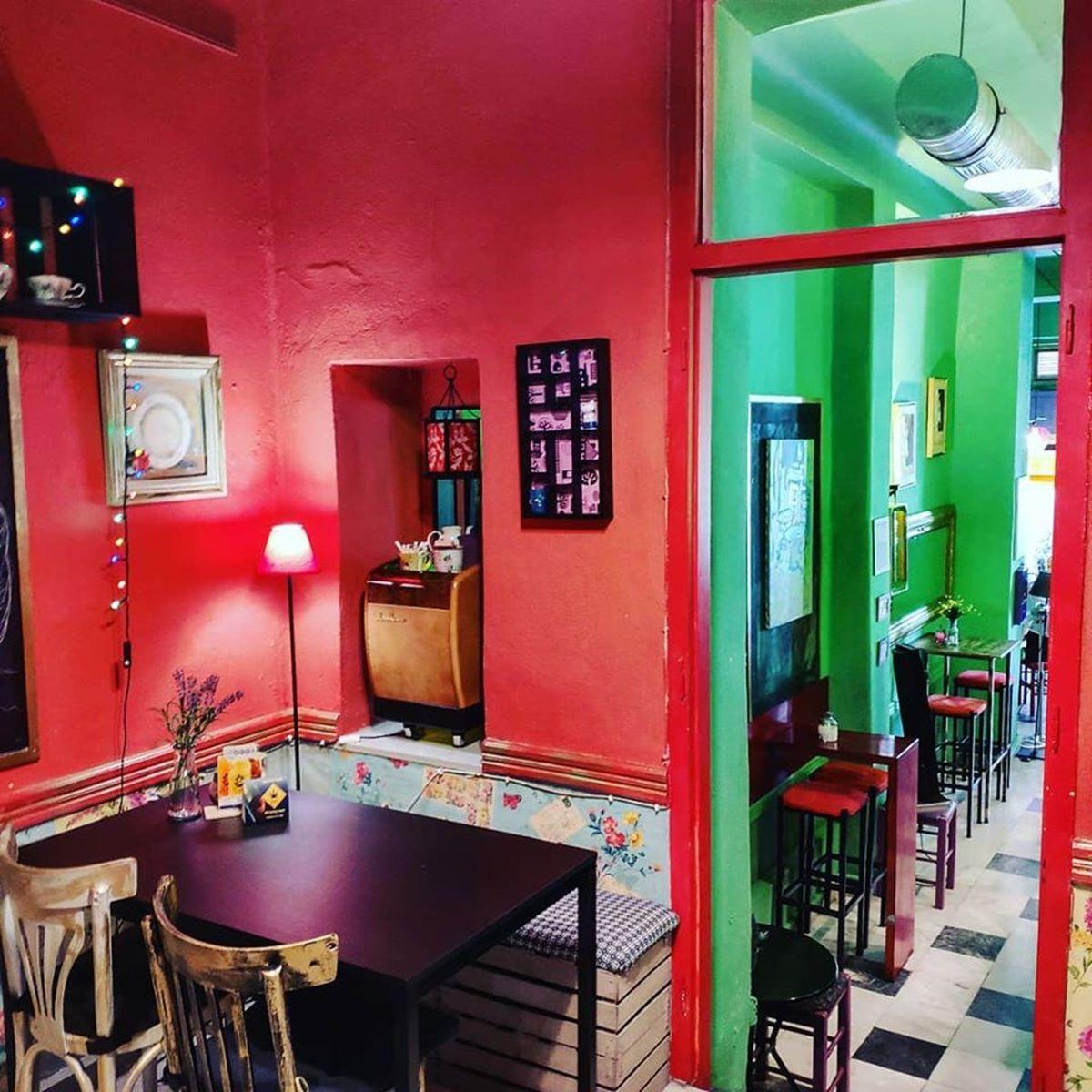 Απίθανη ιδέα Λαρισαίας: To πρώτο online cafe στην Ελλάδα! Το τέλειο στέκι για την καραντίνα από την «Κιμωλία» (φωτο)