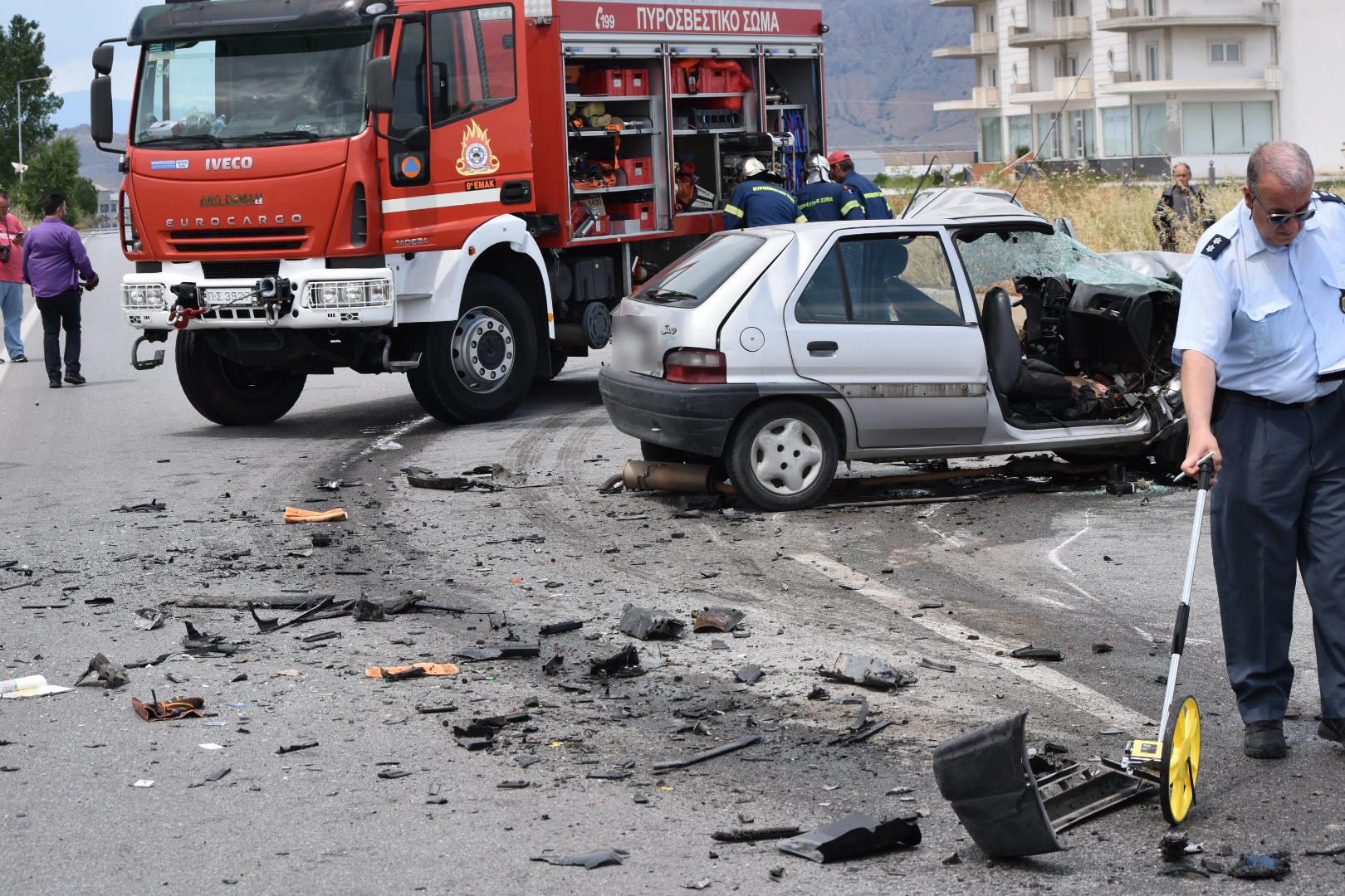 Αυτός είναι ο άτυχος 44χρονος που σκοτώθηκε χθες σε τροχαίο στον δρόμο Λάρισας – Αγιάς