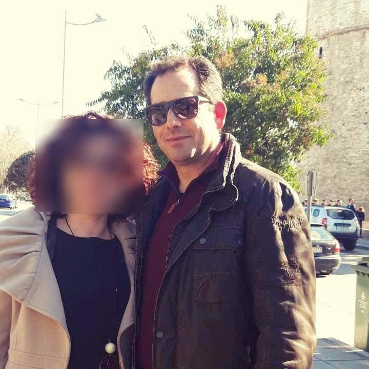 Από τη Λάρισα ο οδηγός που σκοτώθηκε στο τροχαίο στην Πιερία - Ήταν πατέρας 4 ανήλικων παιδιών (φωτο)