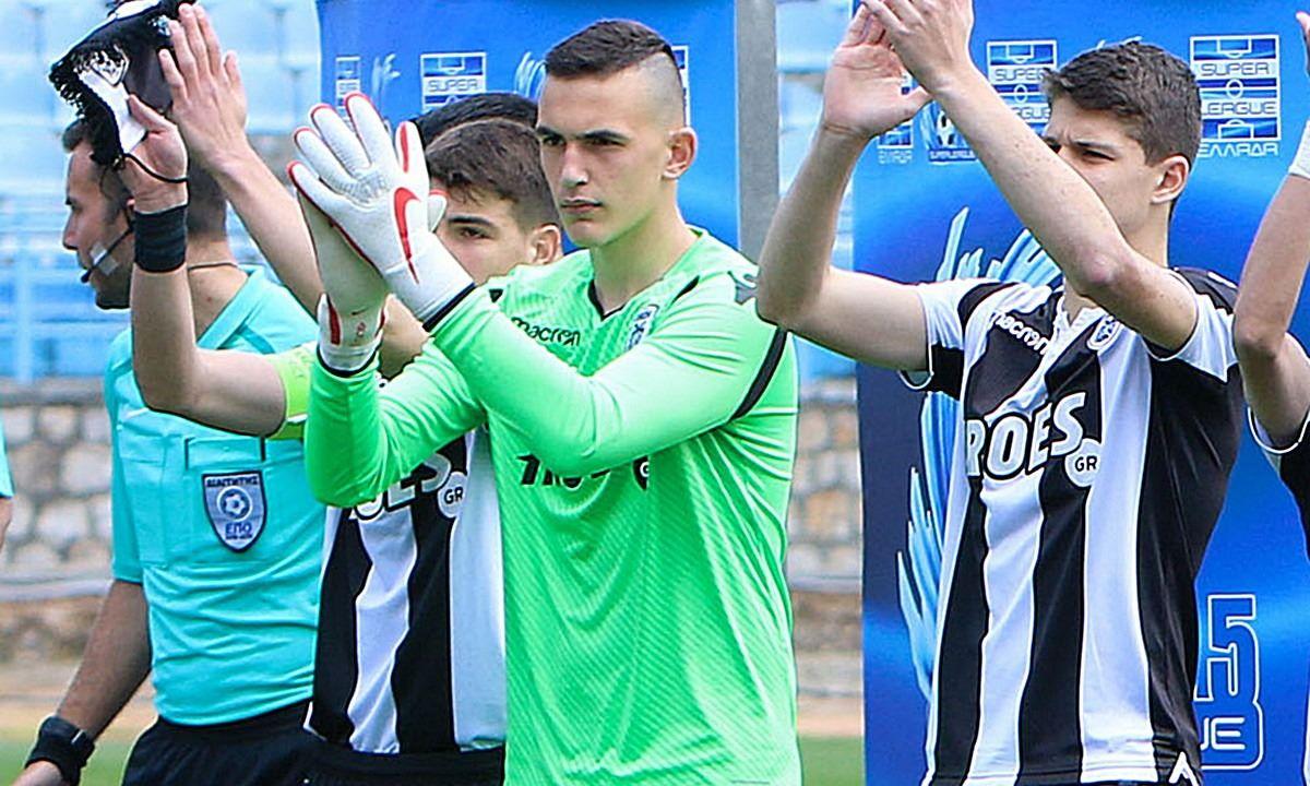 Νίκος Μπότης: Σούπερ μεταγραφή στην Ίντερ για 16χρονο Λαρισαίο τερματοφύλακα - Ο πατέρας του τα λέει όλα στο onlarissa.gr