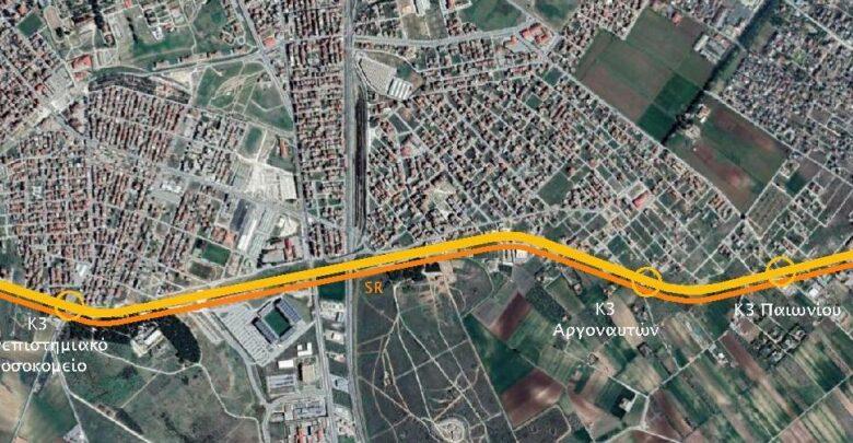 Ξεκινά η μελέτη της Περιφέρειας Θεσσαλίας για την βελτίωση της νότιας παράκαμψης Λάρισας