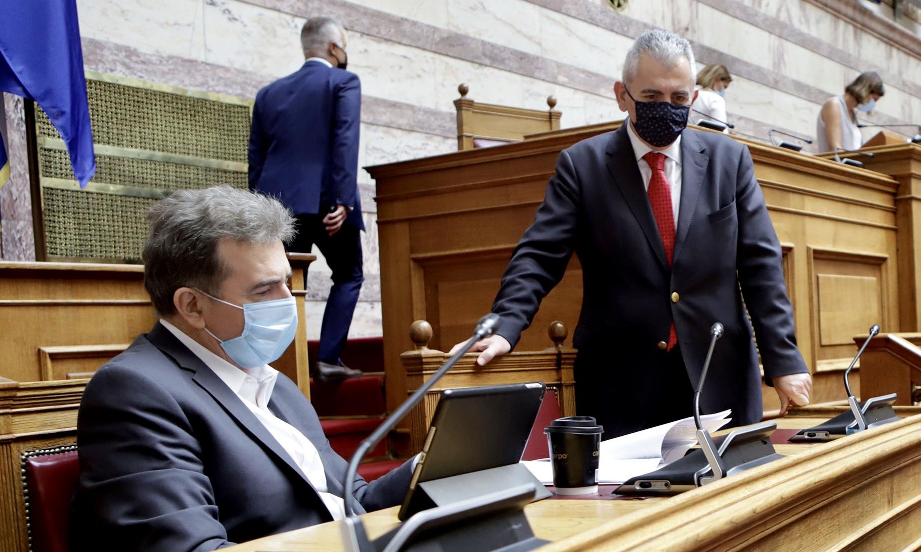 Χαρακόπουλος σε Χρυσοχοΐδη: Τιμητικό βαθμό και στους απόστρατους της ΕΛΑΣ