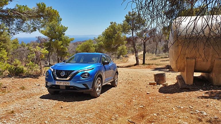 Μέχρι τις 24 Δεκεμβρίου, η Nissan (Juke στη φωτογραφία) ήταν στην πρώτη θέση