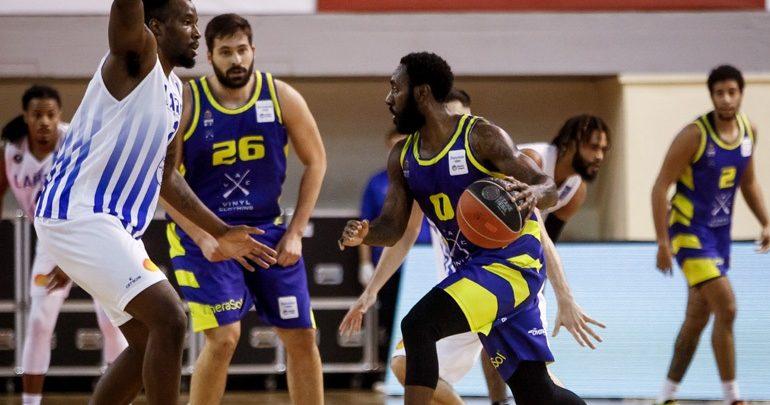 Basket League: Έβδομη διαδοχική νίκη για το Λαύριο, 66-58 τη Λάρισα –  ONLARISSA.GR Νέα Ειδήσεις Λάρισα