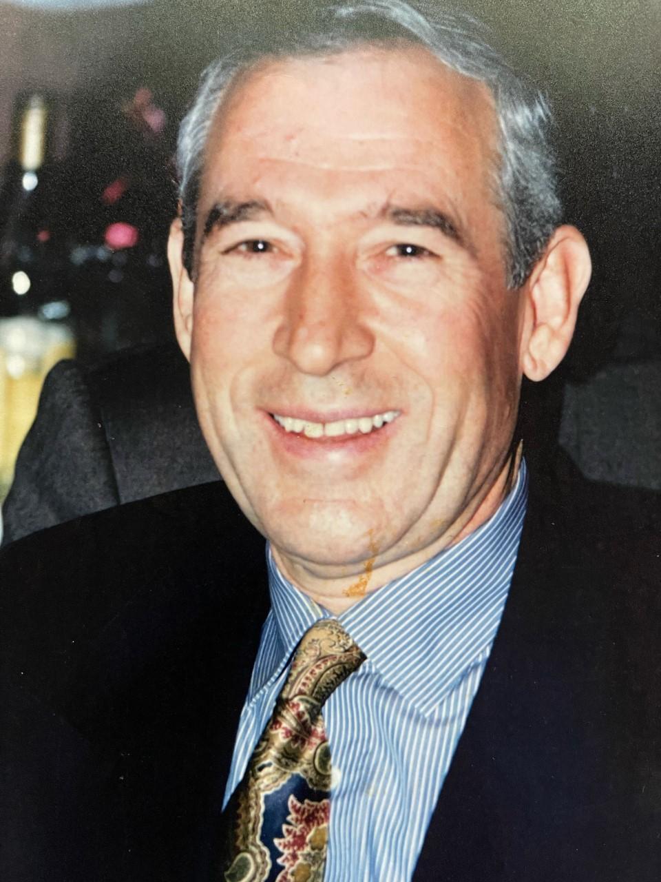 Πέθανε ο γνωστός Λαρισαίος βιομήχανος Ελευθέριος Ντριγκόγιας